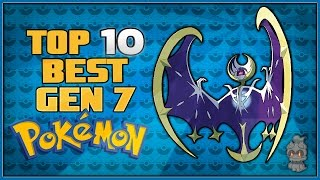 Top 10 Best Gen 7 Pokémon   Pokémon Sun and Pokémon Moon