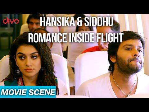 Uyire Uyire - Hansika & Siddhu Romance...