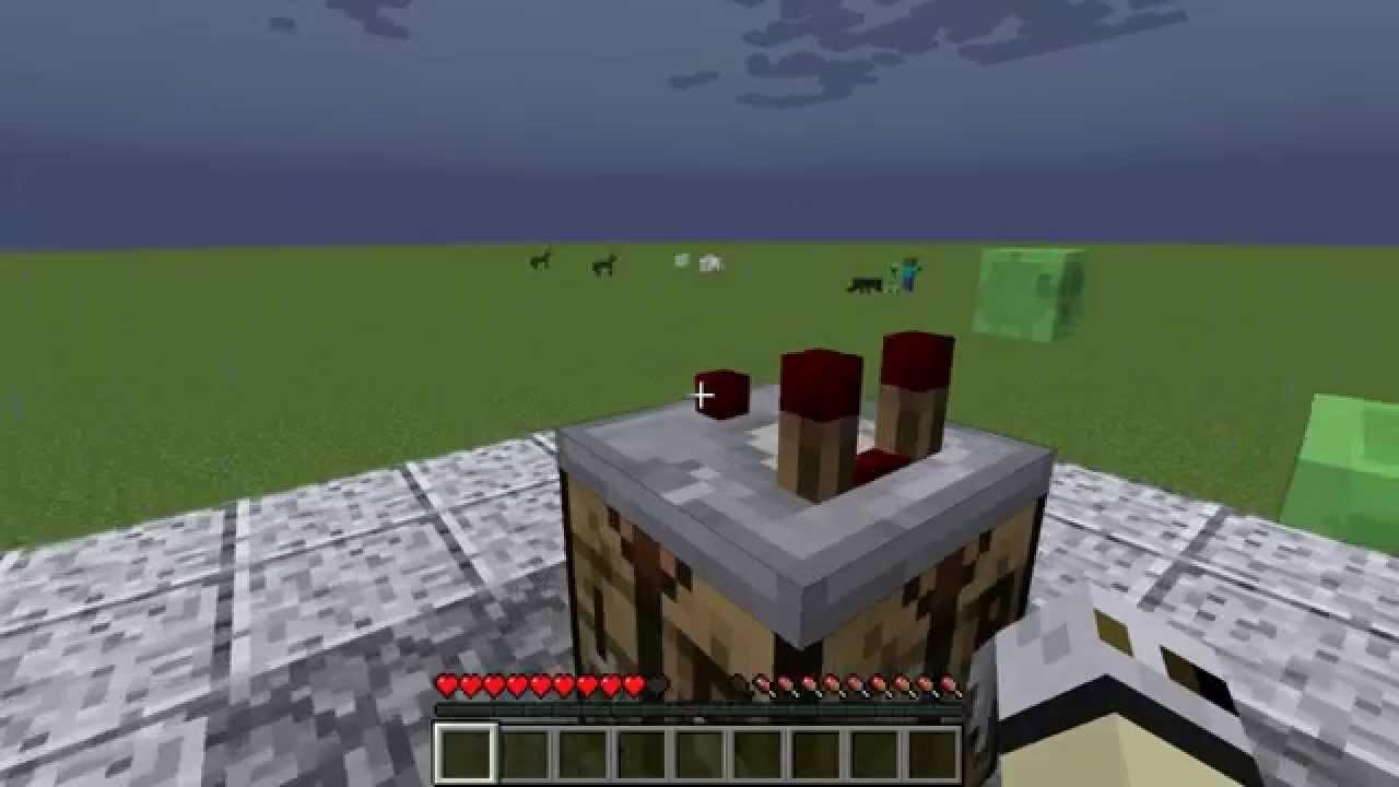 Redstone Comparator Crafting Recipe