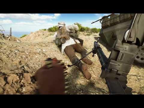 Battlefield V No HUD Short - Operation Mercury