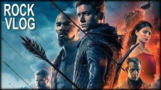 Pracowałem nad dubbingiem do filmu Robin Hood (2018)