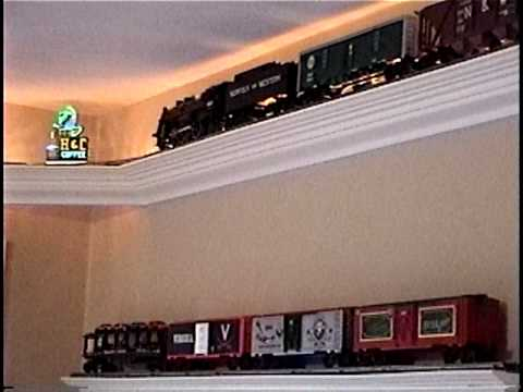 O Scale Shelf Layout Updated Youtube