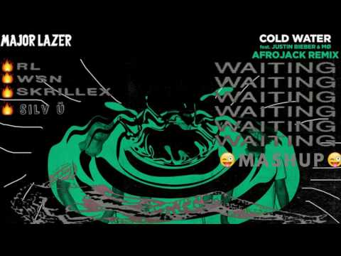 Cold Water[Remix] w/ Waiting w/ Mosh Pit...