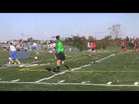 Middeltown Cavaliers vs St. Andrews Cardinals Boys Varsity Soccer 10/25/2014