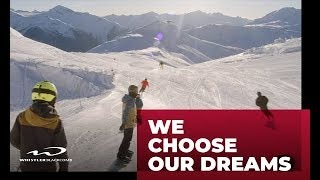 We Choose Our Dreams