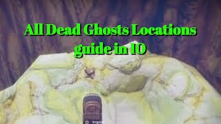 Destiny 2 All IO Dead Ghosts Easy Location guide by order