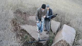 Şahin 08 Yer Altı Görüntüleme Arazi Kullanım Videosu - Uğur Kulaç ile Dedektör ve Define Sohbetleri