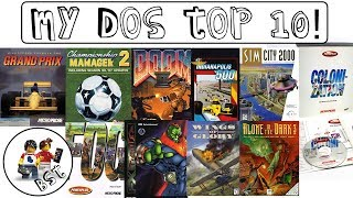 10 DOS Games That Turned Me Into a PC Gamer