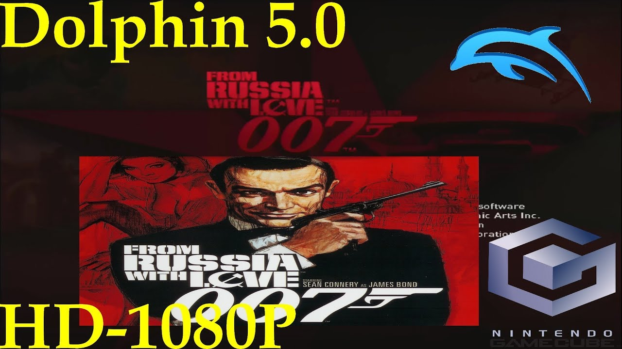 007 From Russia With Love Gamecube Dolphin 5 0 1080p Hd Youtube
