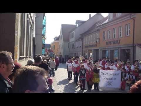 Faschingsumzug Mellrichstadt 2014