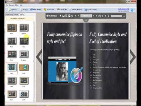 Flip HTML5 - Free To Turn Your Pdf File Into HTML5 Page Turning Flipbook