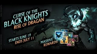 Drakensang Online  New Event 2014  The Rise Of Dragan The Curse Of The Black Knights  by LORD DEMONS