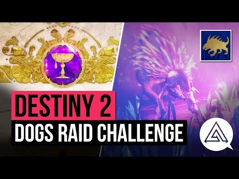 Destiny  Leviathan Raid Dogs Challenge