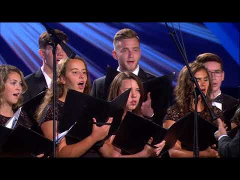 I Am Bound for The Promised Land by the Forest Lake Academy Cantabile