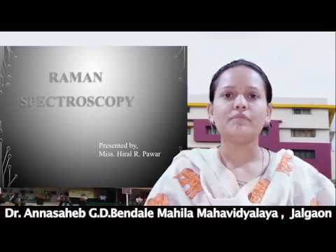 Chemistry: Raman Spectroscopy ...