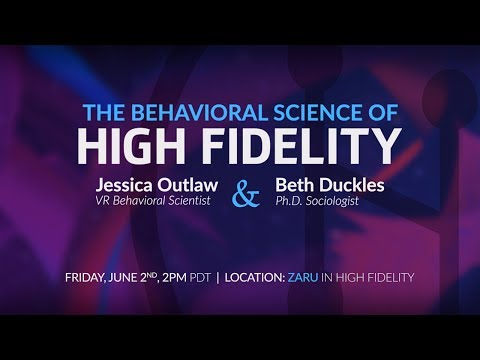 The Behavioral Science of High Fidelity with Jessica Outlaw and Beth Duckles