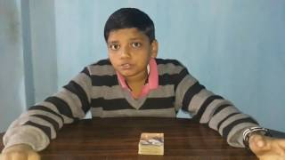 Very simple,easy  and surprised   magic card trick  (in hindi)  