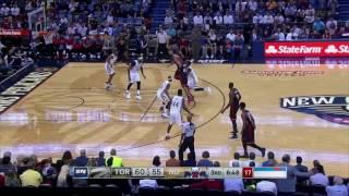 Toronto Raptors vs New Orleans Pelicans - March 8, 2017