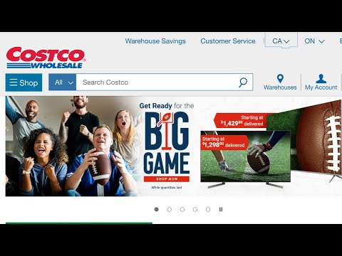 How To Buy Products From Costco Online