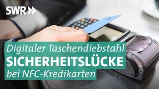 Taschendiebstahl per App: Kreditkarte mit eingebautem Risiko