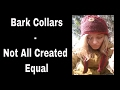 Bark Collar - My Favorite