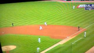live Armando Galarraga blown call