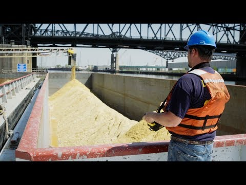 Superior Industries Barge Loading Solutions
