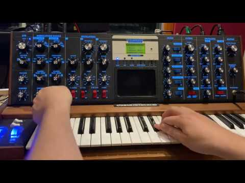 How the Moog Changed Music - Oral Presentation