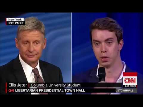 Gary Johnson & Weld: Under religious liberty the LGBT community is being discriminated against