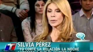 Silvia Pérez en tiene la palabra sobre Olmedo
