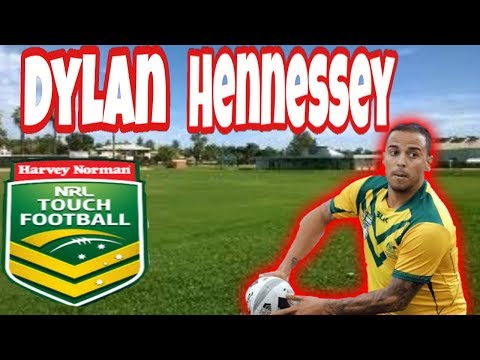 Dylan Hennessey The Best Touch Football Player!