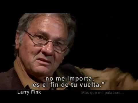 Entrevista al fotógrafo Larry Fink /cap 117 Masquemilpalabras