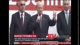 Devlet Bahçeli: Ne AKP, Ne CHP, Ne MHP, İşte HEPAR.