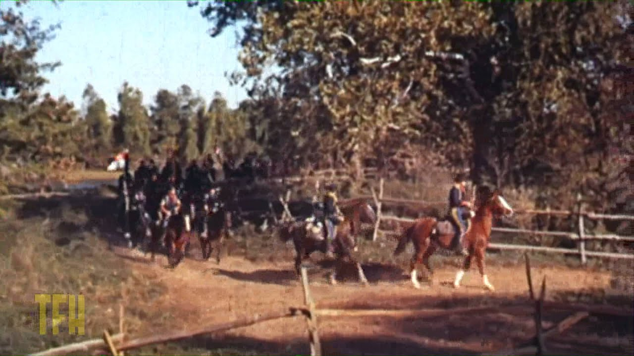 Allan Arkush on THE HORSE SOLDIERS