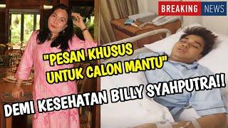 Download untuk kesehatan billy syahputra!!ibunda manda Beri pesan mendalam