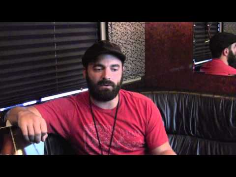 Serious Interview: Drew Holcomb