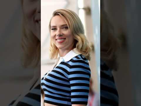 Scarlett Johansson💖💖