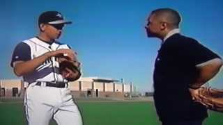 Alex Rodriguez Talks Fielding With Ozzie Smith