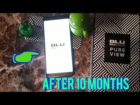 BLU PURE VIEW after 10 months full review