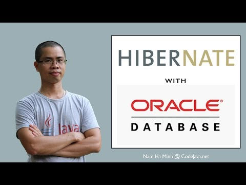 How to Make Hibernate Works with Oracle Database