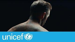 David Beckham: Violence can mark children forever | #ENDviolence