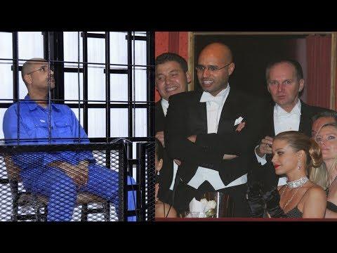 Gaddafi's son Saif al-Islam 'released by Libyan militia'