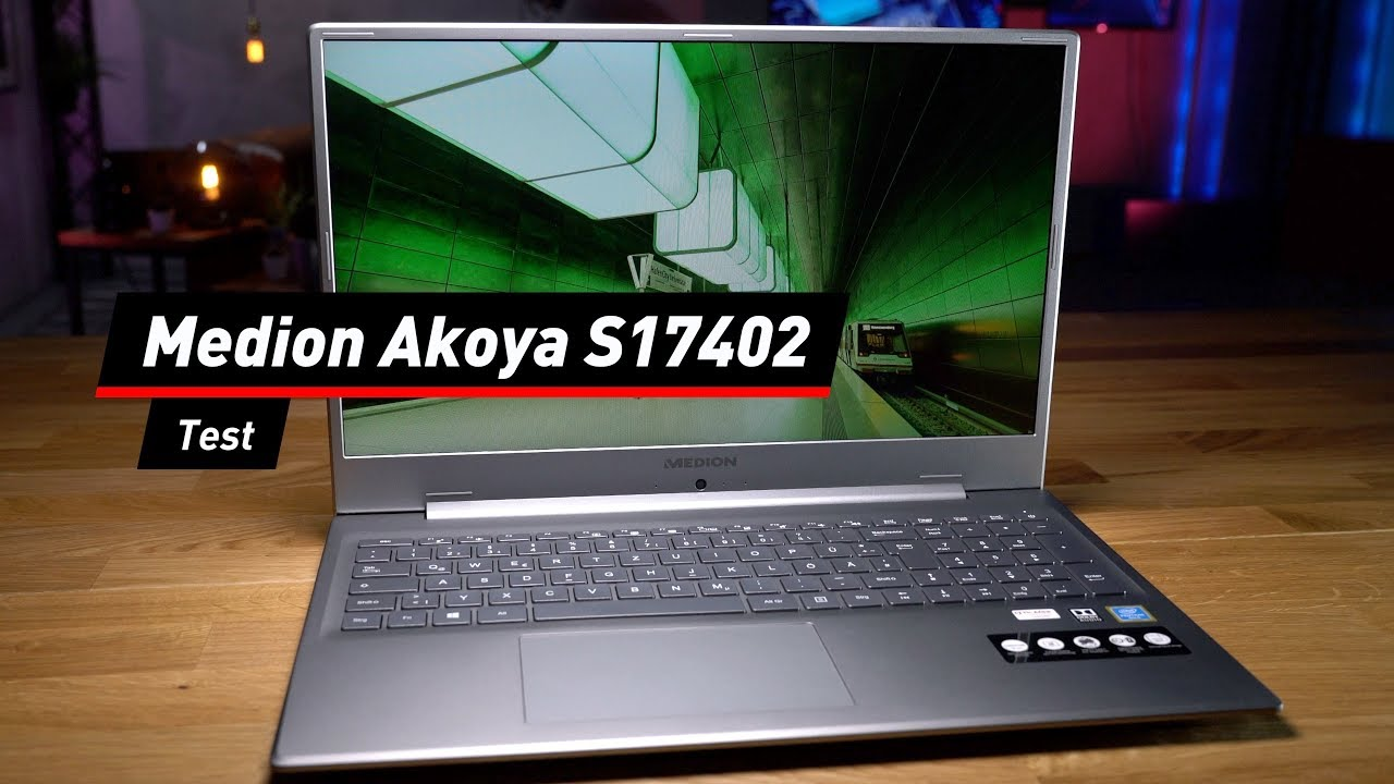 Medion Akoya S17402: Aldi-Notebook im Test!