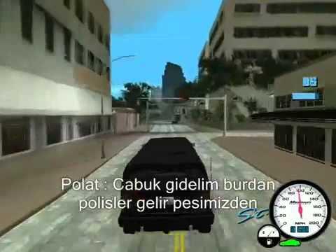 gta vice city kurtlar vadisi modu türkçe oyun - youtube