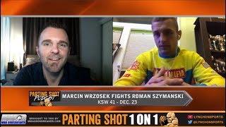 Marcin Wrzosek talks Roman Szymanski Matchup At KSW 41 Dec. 23