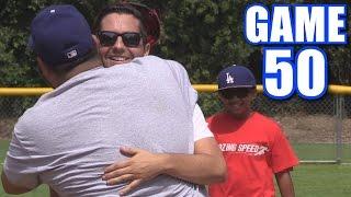 WE'RE HAVING A WORLD SERIES!   On-Season Softball Series   Game 50