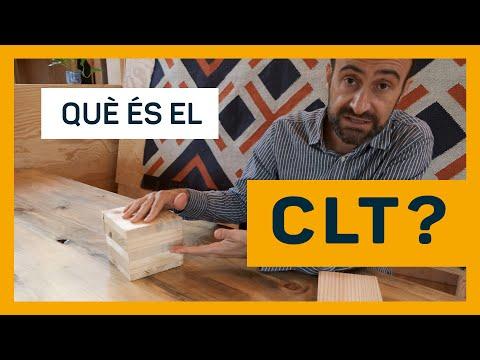 CLT o panell contralaminat explicat en 90 segons