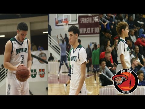 #1 Chino Hills and The Ball Brothers took the Hoophall Classic by Storm