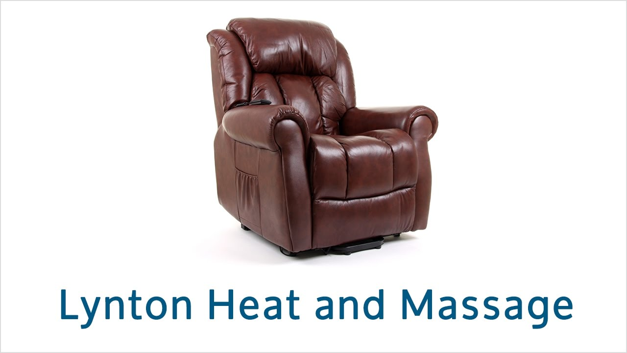 CareCo Lynton Heat u0026 Massage Rise Recliner - Dual Motor  sc 1 st  YouTube & CareCo Lynton Heat u0026 Massage Rise Recliner - Dual Motor - YouTube