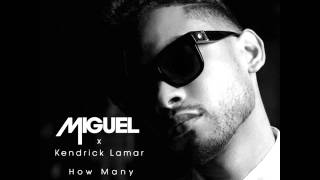 Download Video Miguel - How Many Drinks Ft. Kendrick Lamar MP3 3GP MP4